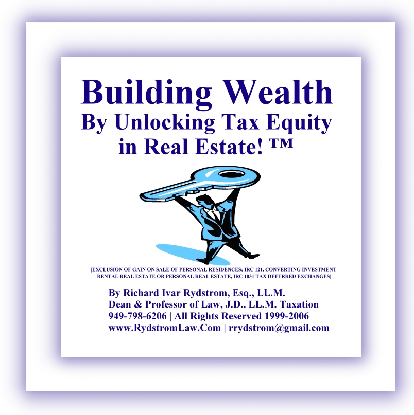 Building Wealth by Unlocking Tax Equity in Real EstateA1mergjpg.doc